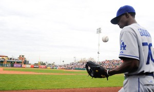 Dee Gordon LA Dodgers